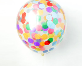 confetti balloons,clear balloons,party balloons,wedding balloons,confetti balloon,wedding balloons