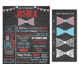 Bow Tie Birthday Chalkboard, Little Man Birthday Chalkboard,First Birthday Chalkboard,birthday chalkboard,first birthday,party,decorations,birthday sign,birthday,theme
